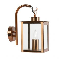 Oaks Lighting 536 dn cu - saxton Down copper